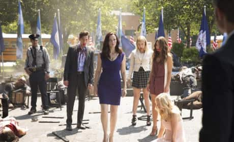 The Vampire Diaries Season 7 Scene