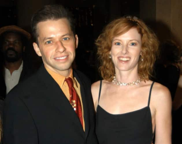 Jon Cryer and Sarah Trigger