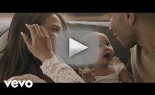 "John Legend's ""Love Me Now"" Music Video"