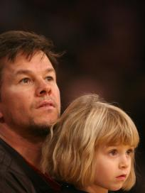 Mark Wahlberg, Daughter