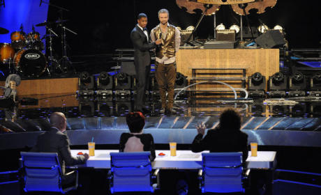 Who should win the 2012 edition of America's Got Talent?