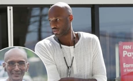 Lamar Odom Stands Up for Kardashians