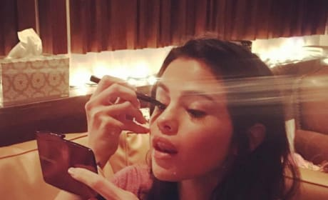 Selena Gomez Goes Short