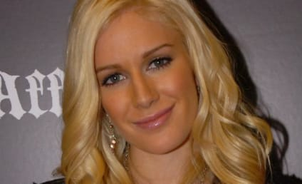 Sweatin' to the '80s with Heidi Montag?
