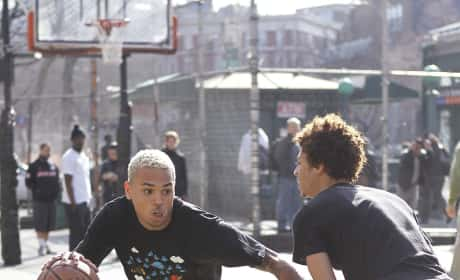 Chris Brown BALLING