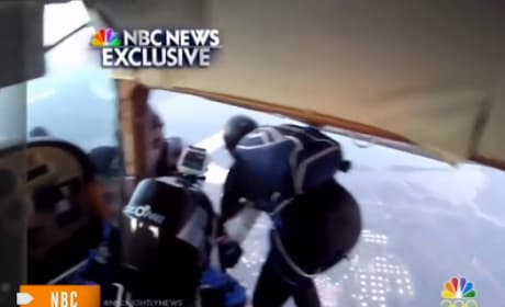 Skydivers' Escape From Midair Crash Airs on NBC