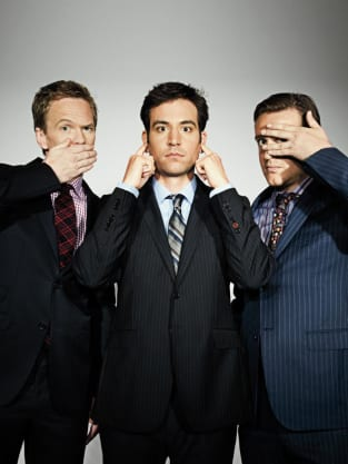 How I Met Your Mother Stars