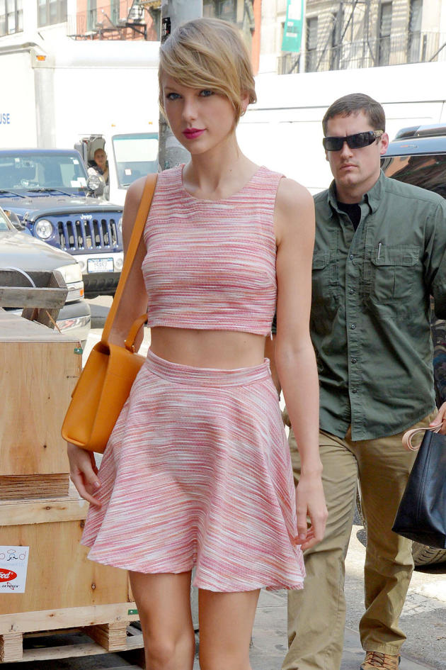 Taylor Swift: Hot in NYC