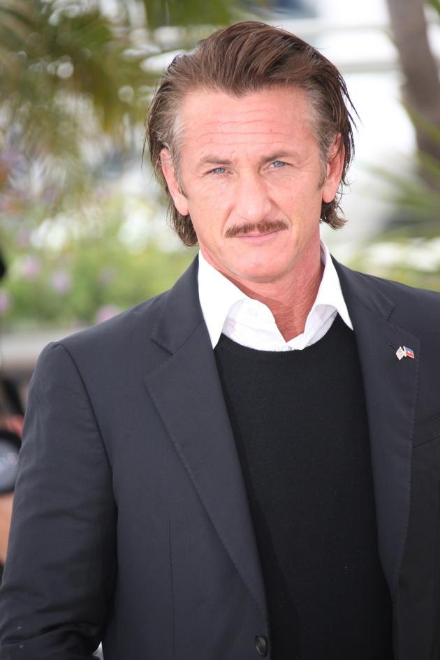 Sean Penn Mustache