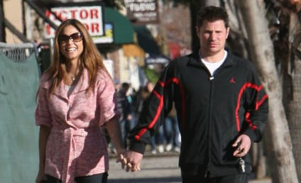 On Letterman, Nick Lachey Mum About Vanessa