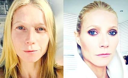 Gwyneth Paltrow: No Makeup, No Problem!