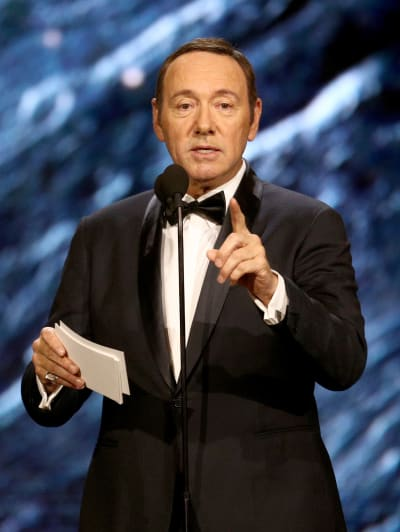 Kevin Spacey on Stage