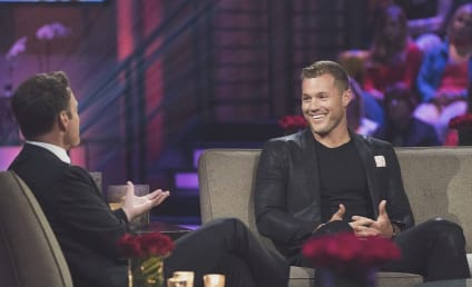 Colton Underwood: All That Virginity Talk Triggered Something in Me!