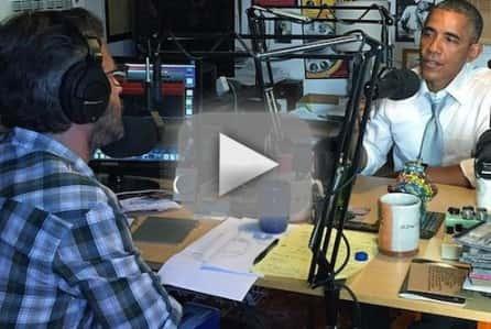 Barack Obama Drops N Word in Marc Maron Podcast