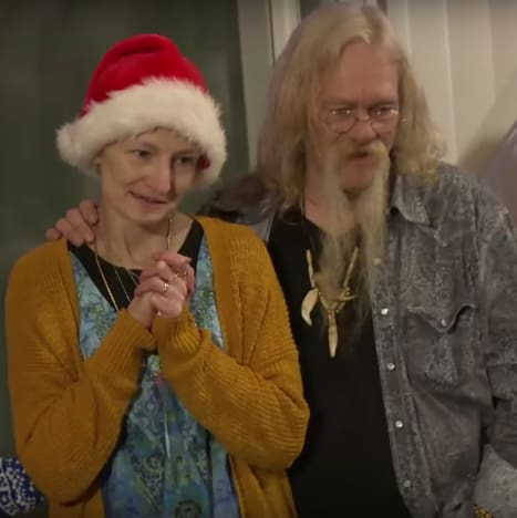 Ami Brown & Billy Brown, ABP Christmas 2017
