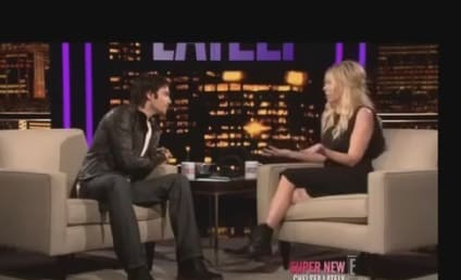 Ian Somerhalder Talks Upbringing, Fifty Shades of Grey on Chelsea Lately