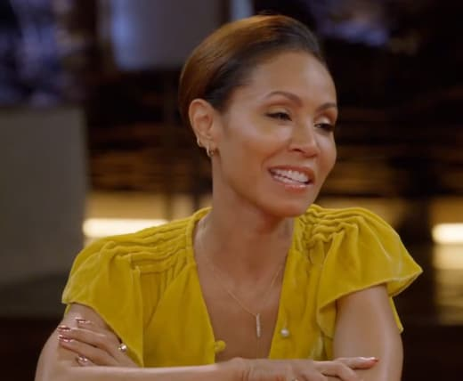 Jada Pinkett Smith at Red Table Talk
