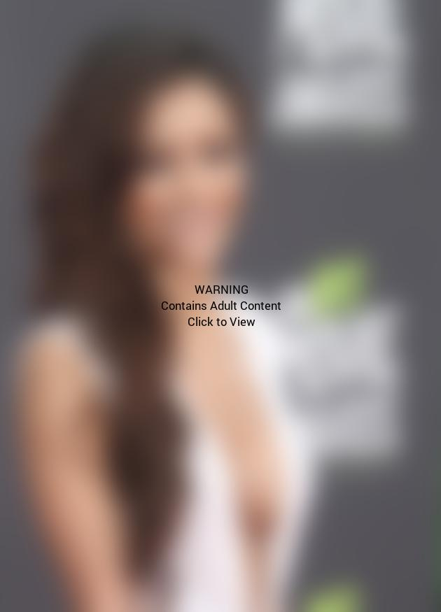 Melanie Iglesias at MTV Movie Awards