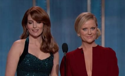 Tina Fey and Amy Poehler to Host Golden Globes in 2014 AND 2015!