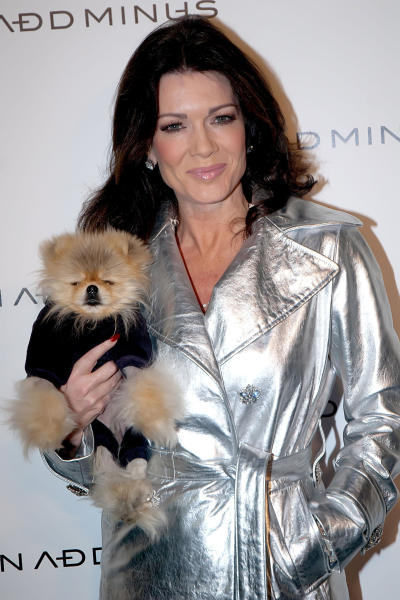 Lisa Vanderpump, Dog