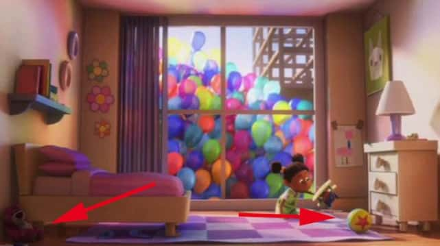 Toy Story / Up
