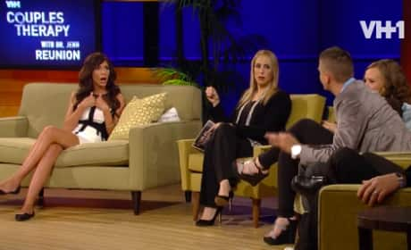 Farrah Abraham vs. Catelynn Lowell - Couples Therapy Clip
