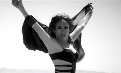 """Jennifer Lopez """"First Love"""" Video"""