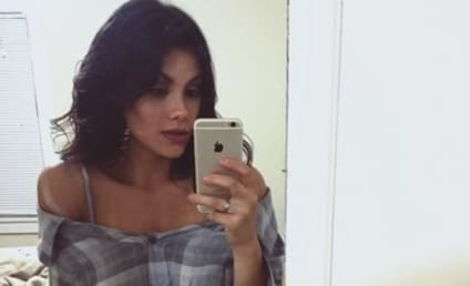 Olivia Mitnick: Cleveland Cavaliers Cheerleader Sports Big Ole' Hickey From Justin Bieber