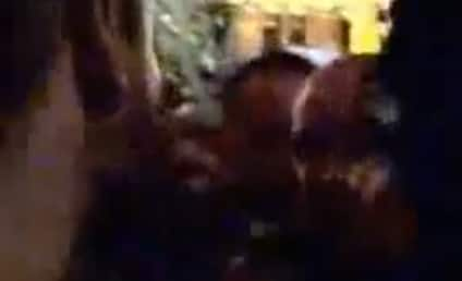 Will.i.am-Perez Hilton Fight Captured on Video!