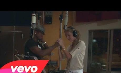 Celine Dion - Incredible ft. Ne-Yo (Behind the Scenes)