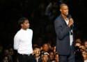 A$AP Rocky: I'm Not Homophobic!