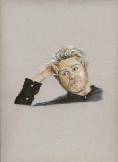 Spencer Pratt Painting