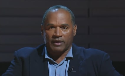 O.J. Simpson Reveals That He Had an Accomplice