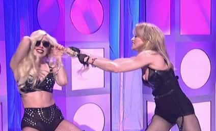 Lady Gaga and Madonna on SNL: Cat Fight!