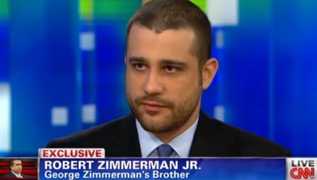 Robert Zimmerman Jr. Photo