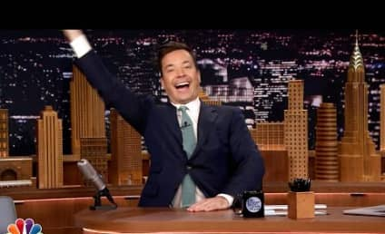 Jimmy Fallon Pays Moving Tribute to David Letterman: WATCH