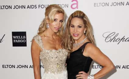 Camille Grammer and Adrienne Maloof: Headed Back to The Real Housewives of Beverly Hills!