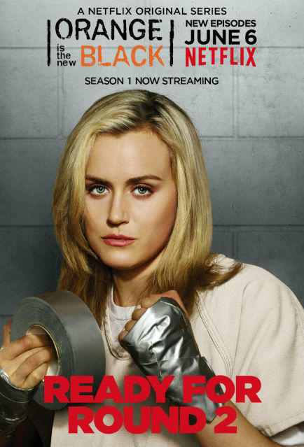 Orange is the New Black Poster: Piper