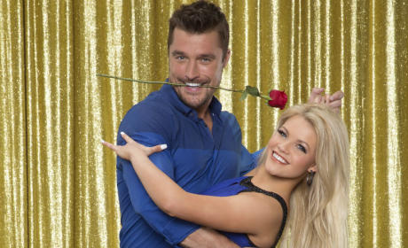 Chris Soules and Whitney Carson