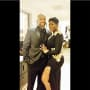 Fantasia Barrino Wedding Photo