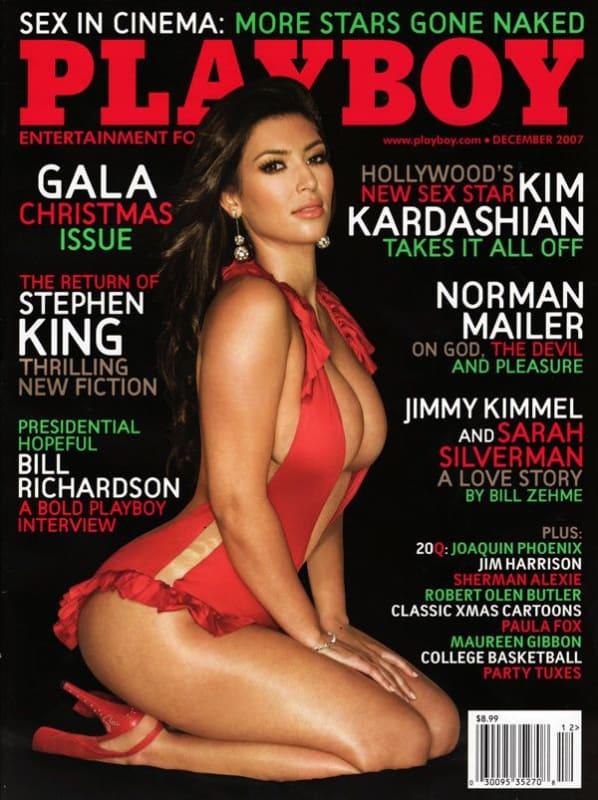 Playboy, 2007