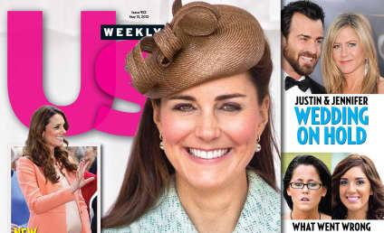 Kate Middleton Baby Countdown: IT'S ON!!