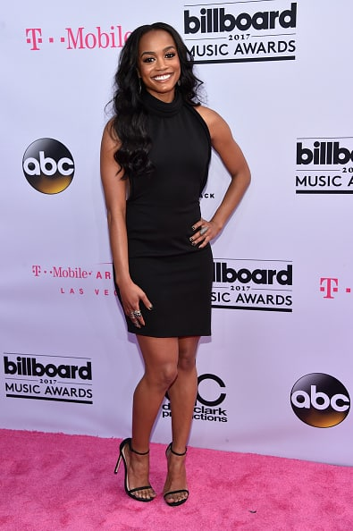 Rachel Lindsay Attends Billboard Music Awards