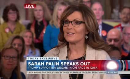 Sarah Palin Hopes to Make Like Judge Judy
