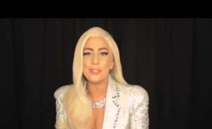 "Lady Gaga Angers Arab Fans With ""Shalom, Israel"" Video"