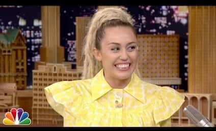 Miley Cyrus on The Tonight Show: Clips and Quips!
