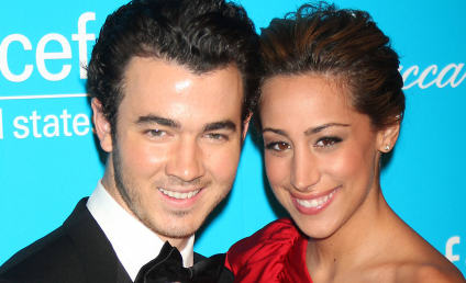 Danielle Deleasa and Kevin Jonas: Married!!!!