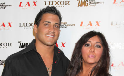 Snooki Parties With Jionni LaValle, Crocadilly