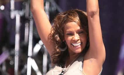 Whitney Houston on GMA: A Disaster in Pictures