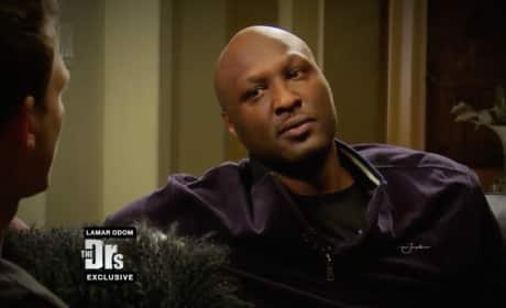 Lamar Odom Gives First Major Interview Since His Overdose
